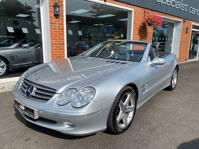 used Mercedes SL500 SL CLASS SL2-Door Convertible 2003