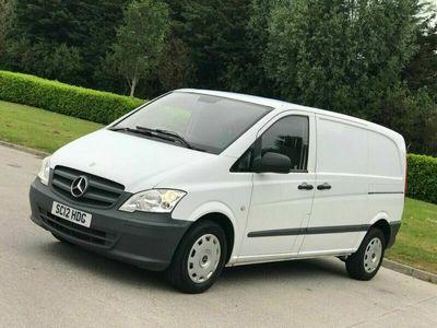 used Mercedes Vito 2.1 110 CDI 95 BHP