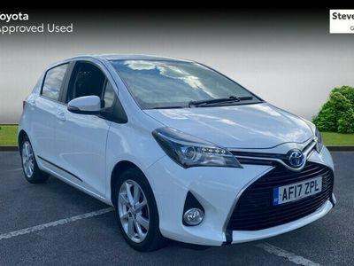 used Toyota Yaris Hybrid 1.5 Excel 5-Dr