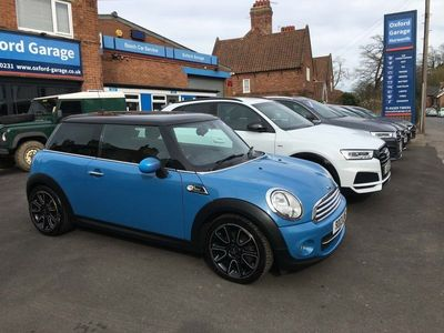 used Mini Cooper Hatch 1.6Bayswater 3dr