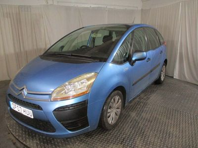 used Citroën C4 Picasso 1.6 HDi SX EGS 5dr