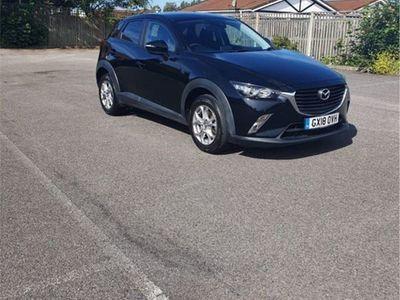 used Mazda CX-3 2.0 Se-L Nav 5Dr