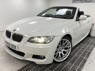 used BMW 330 3-Series Convertible i M Sport Highline 2d Step Auto