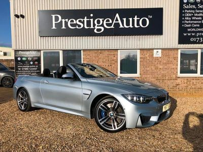 used BMW M4 M42dr DCT