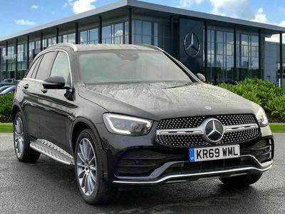 used Mercedes E300 GLC DIESEL ESTATE GLC d 4Matic AMG Line Premium 5dr 9G-Tronic