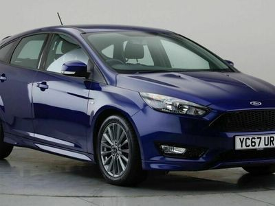 used Ford Focus 1.5L ST-Line TDCi