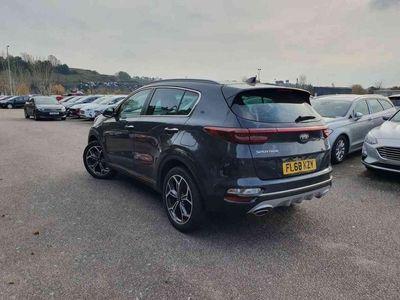 used Kia Sportage 1.6T GDi ISG GT-Line 5 door Estate 2018
