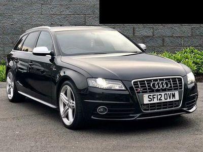 used Audi S4 Avant 3.0 Black Edition S Tronic quattro 5dr