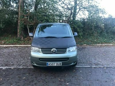 used VW Caravelle 2.5 TDI Executive Bus 4dr (7 Seats)
