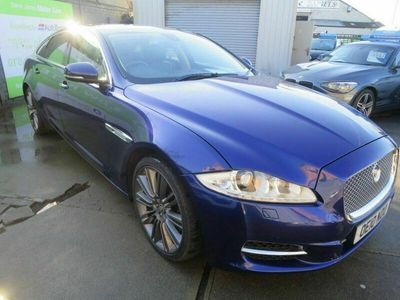 used Jaguar XJ 3.0 D V6 PORTFOLIO LWB 4d 275 BHP * UK DELIVERY AND FINANCE AVAILABLE! *