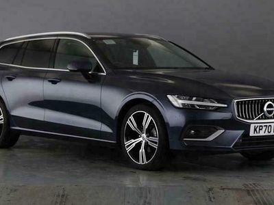used Volvo V60 B4 Inscription Auto (Climate, Versatility, Drivers Assist) 2.0 5dr