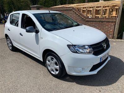 used Dacia Sandero AMBIANCE