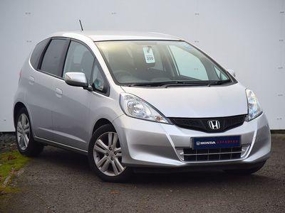 used Honda Jazz 1.4 i-VTEC ES Plus 5dr CVT Hatchback 2015