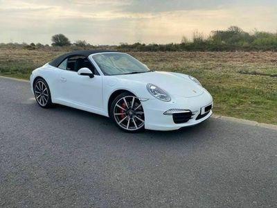 used Porsche 911 Carrera S Cabriolet