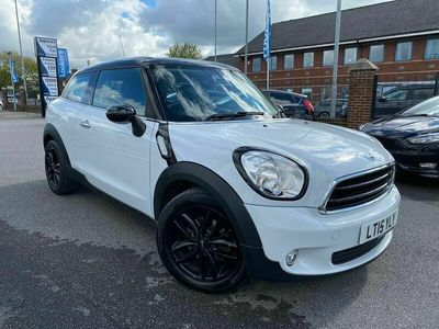used Mini Cooper D Paceman 1.6 3Dr [Chili Pack]