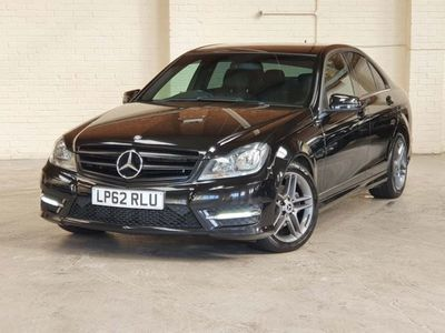 used Mercedes C250 C Class 2.1CDI BlueEFFICIENCY AMG Sport 7G-Tronic Plus 4dr
