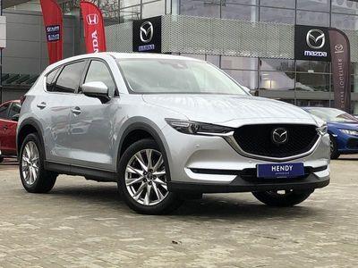 used Mazda CX-5 2.2d [184] Sport Nav+ 5dr AWD