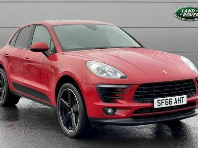 used Porsche Macan ESTATE [252] 5dr PDK