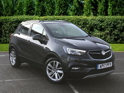 used Vauxhall Mokka 1.4i Turbo (140 PS) Active s/s 5dr SUV