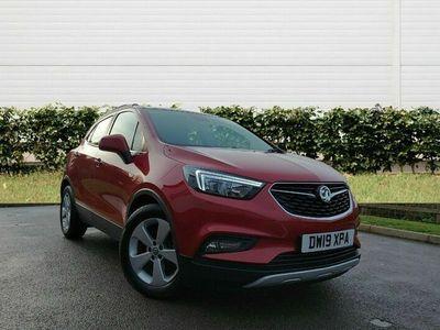 used Vauxhall Mokka X Elite Ecotec S/S 1.4i Turbo ecoTEC Elite SUV 5dr Petrol (s/s) (140 ps)