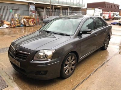 used Toyota Avensis 2.0 D-4D TR 5dr