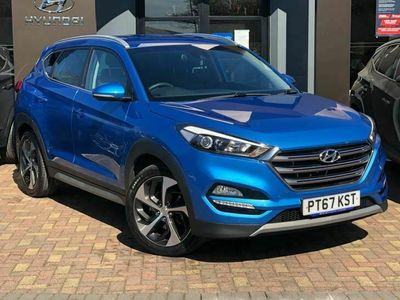 used Hyundai Tucson 1.6 T-GDi Sport Edition 5dr special editions