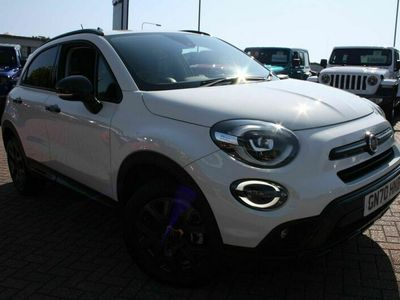 used Fiat 500X 1.3 FireFly Turbo S-Design DCT (s/s) 5dr