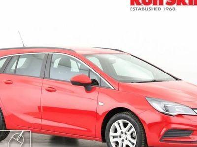 used Vauxhall Astra DIESEL MANUAL ESTATE 5 DOORS