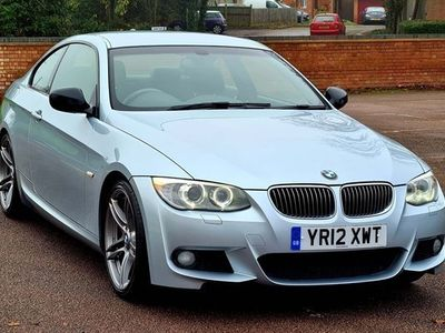 used BMW 318 3-Series Coupe i Sport Plus 2d