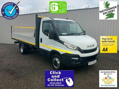 used Iveco Daily C Class 2.3TD 35C14 MWB 35C14 (EU6) 3450 Chassis Cab