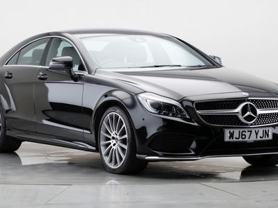used Mercedes CLS220 CLS 2.1L AMG Line