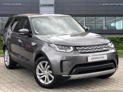 used Land Rover Discovery DIESEL SW 3.0 TD6 HSE 5dr Auto