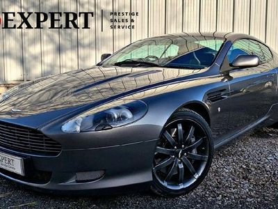 used Aston Martin DB9 V12 Touchtronic Auto 2-Door