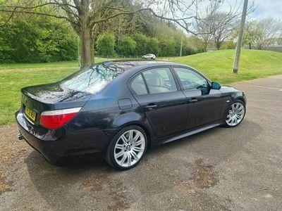 used BMW 530 5 Series 3.0 i M Sport 4dr