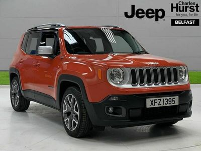 used Jeep Renegade 1.6 Multijet Opening Edition 5dr
