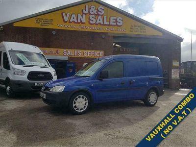 used Vauxhall Combo LIFE 1.2 2000 CDTI SWB AIR CON LOW MLS 66K NO VAT