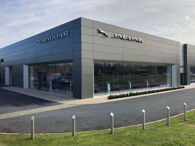 used Jaguar F-Pace Diesel Estate 2.0d R-Sport 5dr Auto