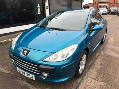 used Peugeot 307 CC Coupe 2.0 S 2d