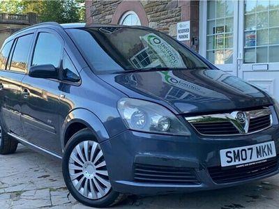 used Vauxhall Zafira Life  1.9 CDTi [120] 5dr Auto [Euro 4]