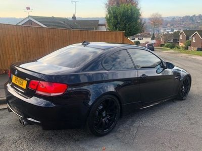 used BMW M3 M32dr E92 Coupe 4.0 V8 Manual 99k FSH Red Leather