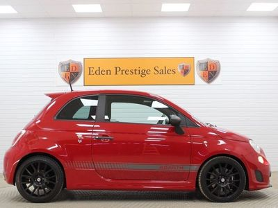 used Abarth 595 1.4 COMPETIZIONE 3d 177 BHP 3-Door