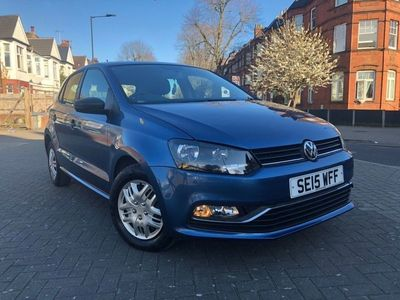 used VW Polo 1.0 BlueMotion Tech S (s/s) 5dr