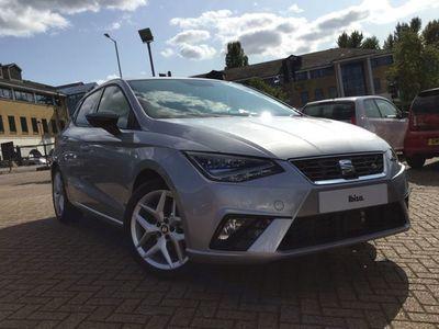 used Seat Ibiza Hatchback 1.0 FR [EZ] 5dr