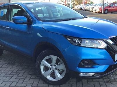 used Nissan Qashqai 2019 Middlesbrough 1.5 dCi [115] Acenta 5dr