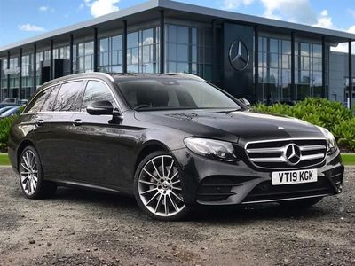 used Mercedes E400 E CLASS4Matic Amg Line 5Dr 9G-Tronic diesel estate