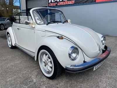 used VW Beetle 1.6