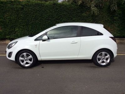 used Vauxhall Corsa 3dr
