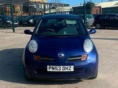 used Nissan Micra 1.2 SE 3dr Auto