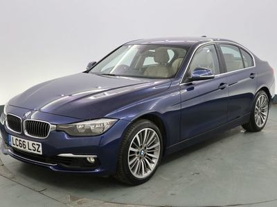 used BMW 330 3 SERIES 2016 Chertsey d Luxury 4dr Step Auto