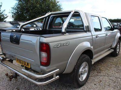 used Nissan King Navara 2.5 Di King CabCab Pickup 4dr